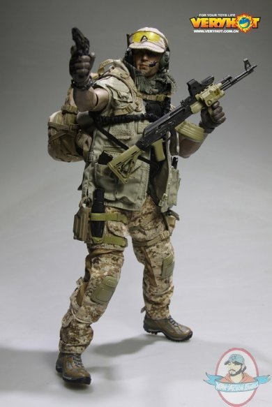 1 6 Accessory Pmc Private Military Contractor Boxed Figure