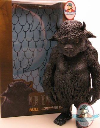 Where The Wild Things Are Bull Vcd Figure New Medicom