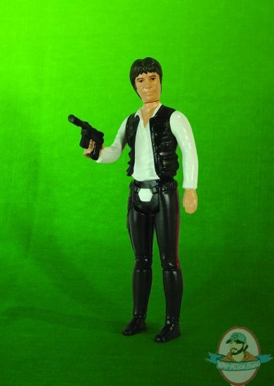 Star Wars 12 Quot Inch Jumbo Kenner Han Solo By Gentle Giant