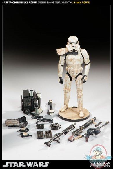 Sandtrooper Deluxe Figure Militaries Of Star Wars 12 Quot By