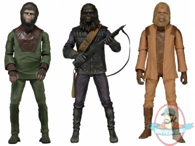 Get Your Paws On These Detailed Action Figures From The Beloved 1968 Film Planet Of Apes