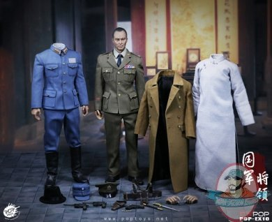 Cloth Shoes for POPTOYS EX10 Sword Heroes Of Nationalist General 1//6 Scale 12/'/'