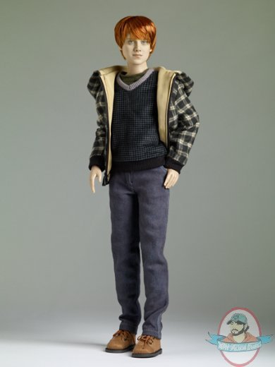 harry potter deathly hallows ron weasley doll by tonner