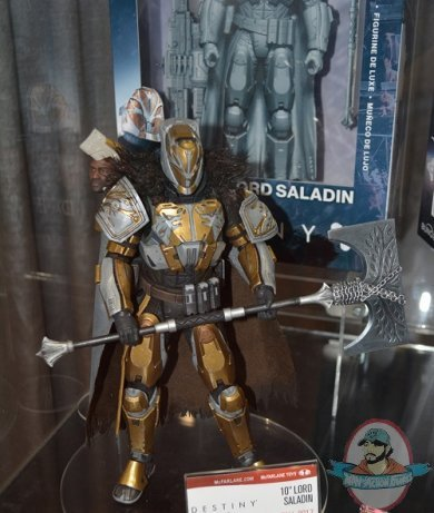 Destiny Lord Saladin 10 Inch Action Figure By Mcfarlane