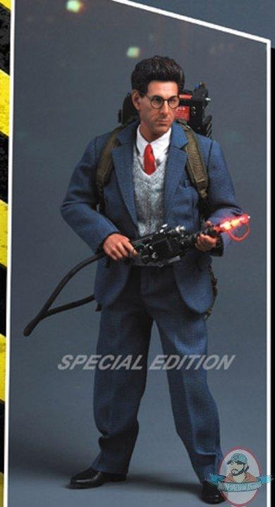 Exclusive Egon Spengler Ghostbusters 1984 Business Suit 1