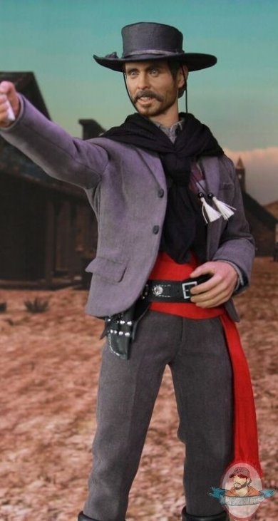 1 6 Sixth Scale Johnny Cowboy Outfit Set Cult King Man