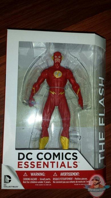 DC DIRECT Collectibles nouvelle série 52 Justice League of America Justice League Barry Allen Flash Figure