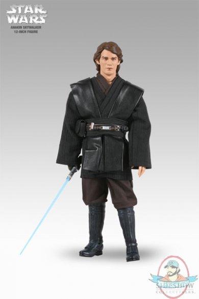 1//6 Scale Star Wars Luke Skywalker mâle Base corps avec Robotic Hand