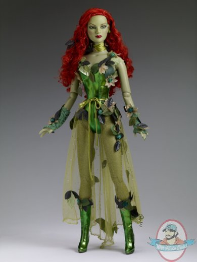 Dc Comics Poison Ivy 22 Quot Inch Doll By Tonner Man Of