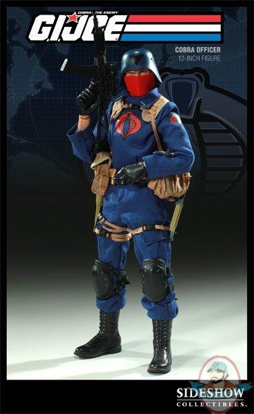 G I Joe Cobra Cobra Officer 12 Quot Figure Sideshow