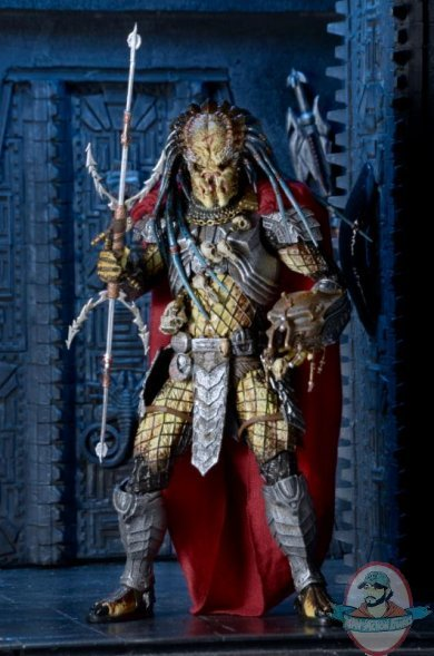 Alien Vs Predator 7 Quot Figure Series 17 Elder Predator Neca