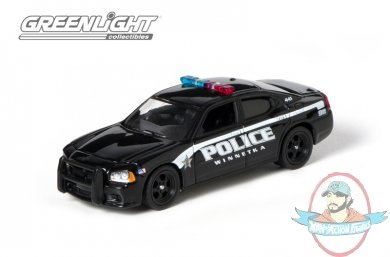 1 64 Scale 2010 Dodge Charger Winnetka Illinois Police By