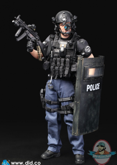 1 6 Los Angeles Police Department Special Weapons And