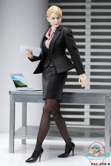 Pop Toys 1 6 Style Series Office Lady Business Suits In