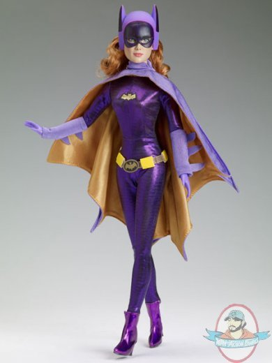 Dc Comics Batgirl 1966 16 Quot Inch Doll By Tonner Doll Man Of Action Figures