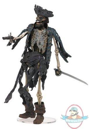 pirates of the caribbean skeleton pirate series 1 figure