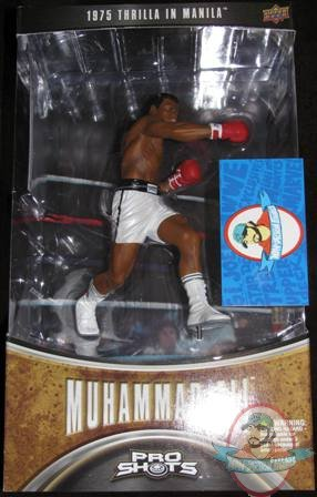 New Ford Explorer >> 1975 Thrilla In Manila Muhammad Ali by Upper Deck | Man of ...