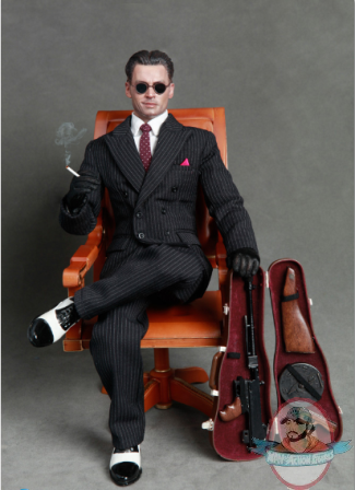 1 6 Scale Chicago Gangster 1930 John By Did Usa Man Of