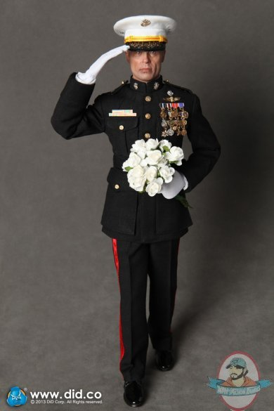 1/6 Scale USMC Marine Force Recon Brigadier General Frank ...