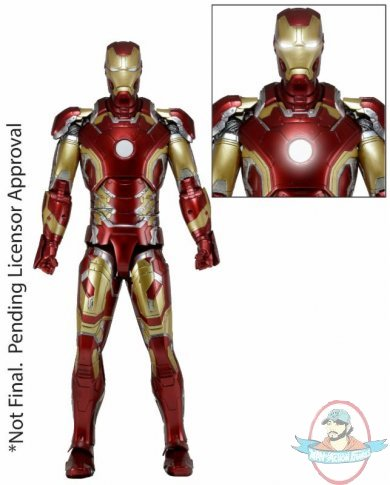 Newest Products | Man of Action Figures