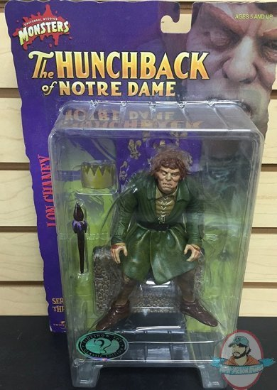 Universal Monsters Series 3 The Hunchback Of Notre Dame