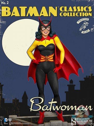Dc Comics Classic Batwoman Kathy Kane Maquette Tweeterhead