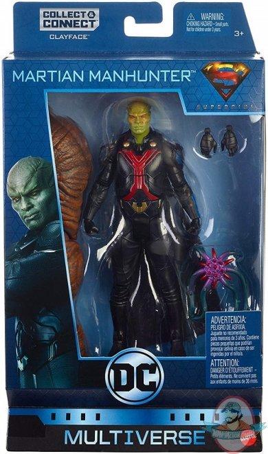 DC Comics Multiverse Supergirl TV Series Action Figure