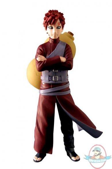 Naruto Shippuden Viz Collection Gaara Toynami | Man of Action Figures