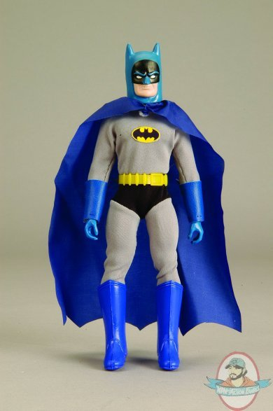Best Super Hero Toys And Action Figures : Retro action dc super heroes batman mego style quot by