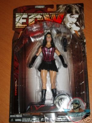 Ariel Ecw 2 Man Of Action Figures