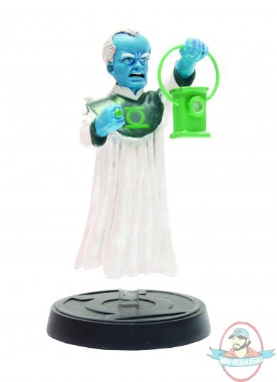 Dc Blackest Night Figurine Collection Magazine Eaglemoss