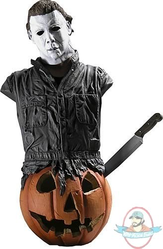 Halloween Michael Myers Mini Bust By Neca Man Of Action