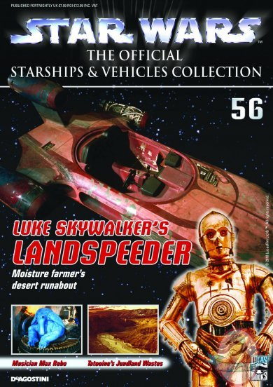 Star Wars The Official Starships And Vehicles Collection