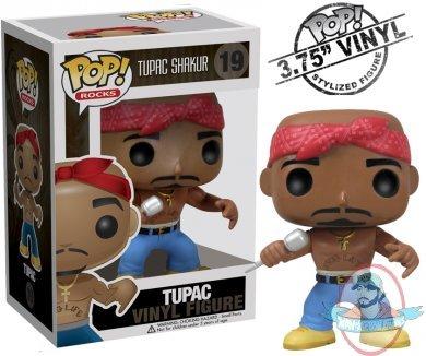 Tupac action figure! PopGlam-TUPAC