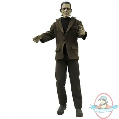 Universal Monsters Frankenstein 1:4 Scale Figure by ...