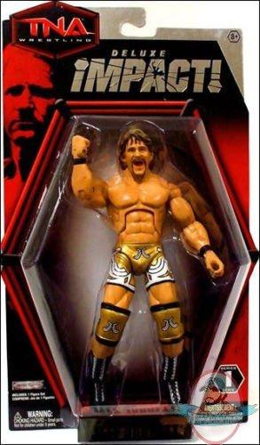 Tna Wrestling Deluxe Impact Series 1 Jeff Jarrett Figure