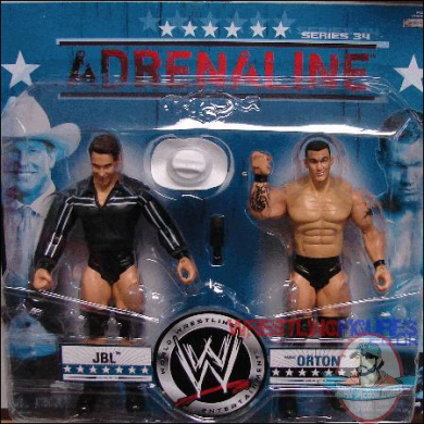 Adrenaline 34 Jbl Amp Randy Orton Man Of Action Figures