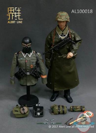 Soldier Story German Feldgendarmerie Military Police 1//6 Figure