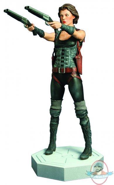 Resident Evil Alice 1/... Milla Jovovich Resident Evil 4