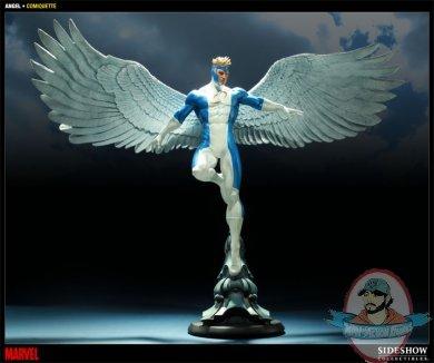 X Men Angel Wings
