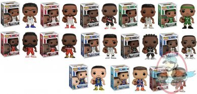 Nba Pop Series 3 Vinyl Figures Set Of 13 By Funko Man Of