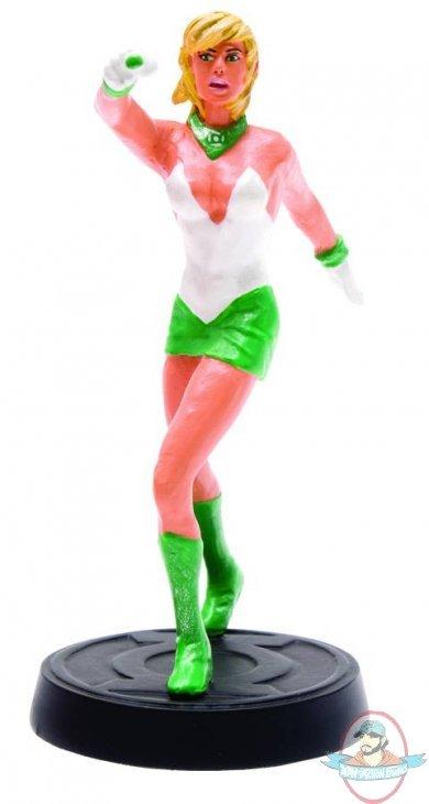 dc blackest night figurine collection magazine 16 arisia