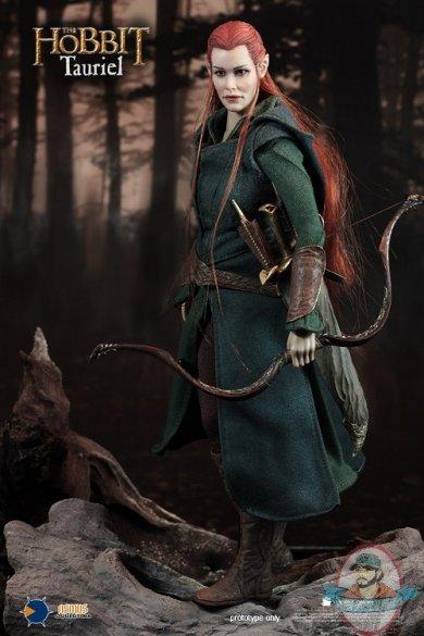 1 6 Scale Figure The Hobbit Series Tauriel Asm Hobt01