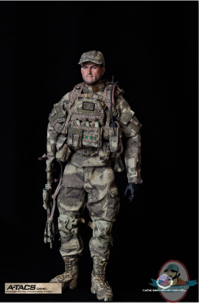 1 6 A Tacs Camo Advanced Tactical Concealment System
