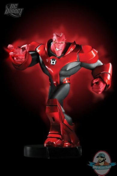 Green Lantern The Animated Series Atrocitus Maquette By Dc