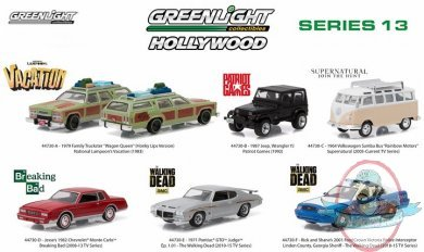 hollywood series  set   greenlight man  action figures