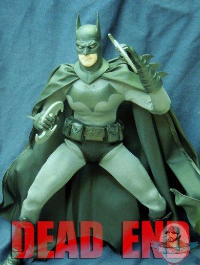 Dead End Custom 1 6 Batman Action Figure By Kg Toys Man