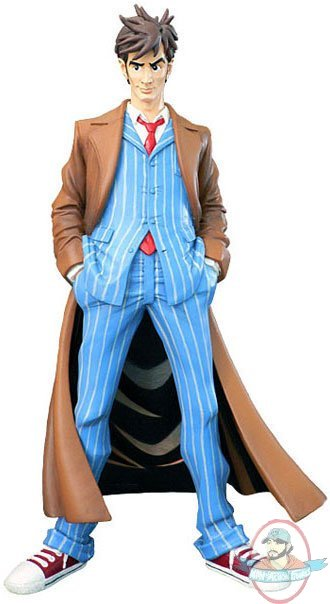 Doctor Who 10th Doctor Dynamix 9 Inch Vinyl Figure Man