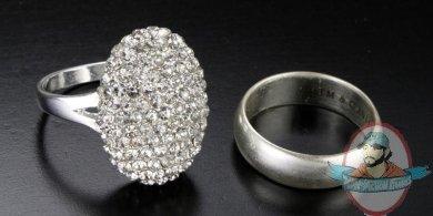 twilight bella engagement ring and wedding band breaking dawn replica - Twilight Wedding Ring