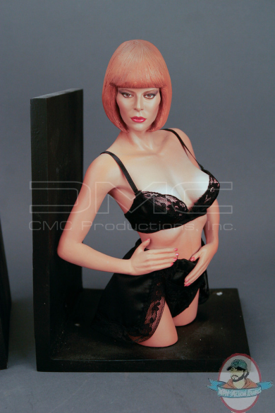 Seka 1 4 Scale Book Ends Black Hair And Costume By